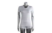 Falke Womens TK CF sh shirt white